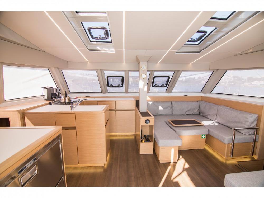 Rental Catamaran in Marina Gouvia - Nautitech Nautitech 46 Fly