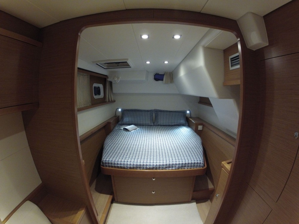 Rental yacht Ibiza - Lagoon Lagoon 450F (3+1) on SamBoat