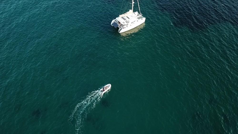 Rental Catamaran in Ibiza - Lagoon Lagoon 450F (3+1)
