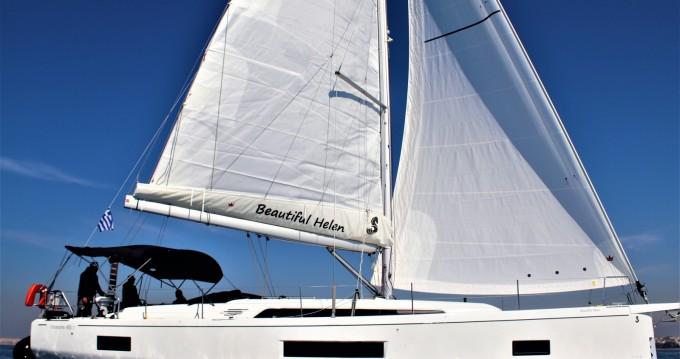 Bénéteau Oceanis 46.1 between personal and professional Kos