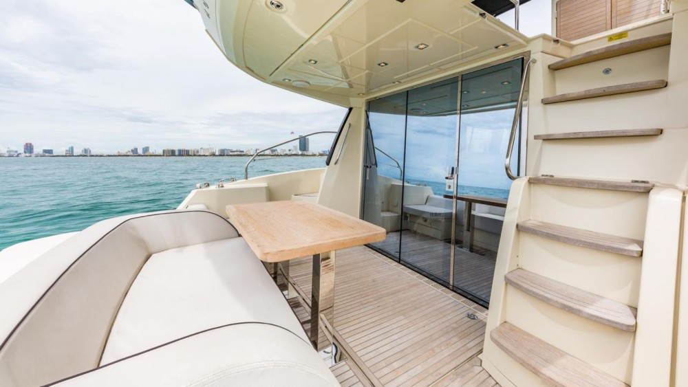 Rental yacht Cancún - Bénéteau Monte Carlo 5 on SamBoat