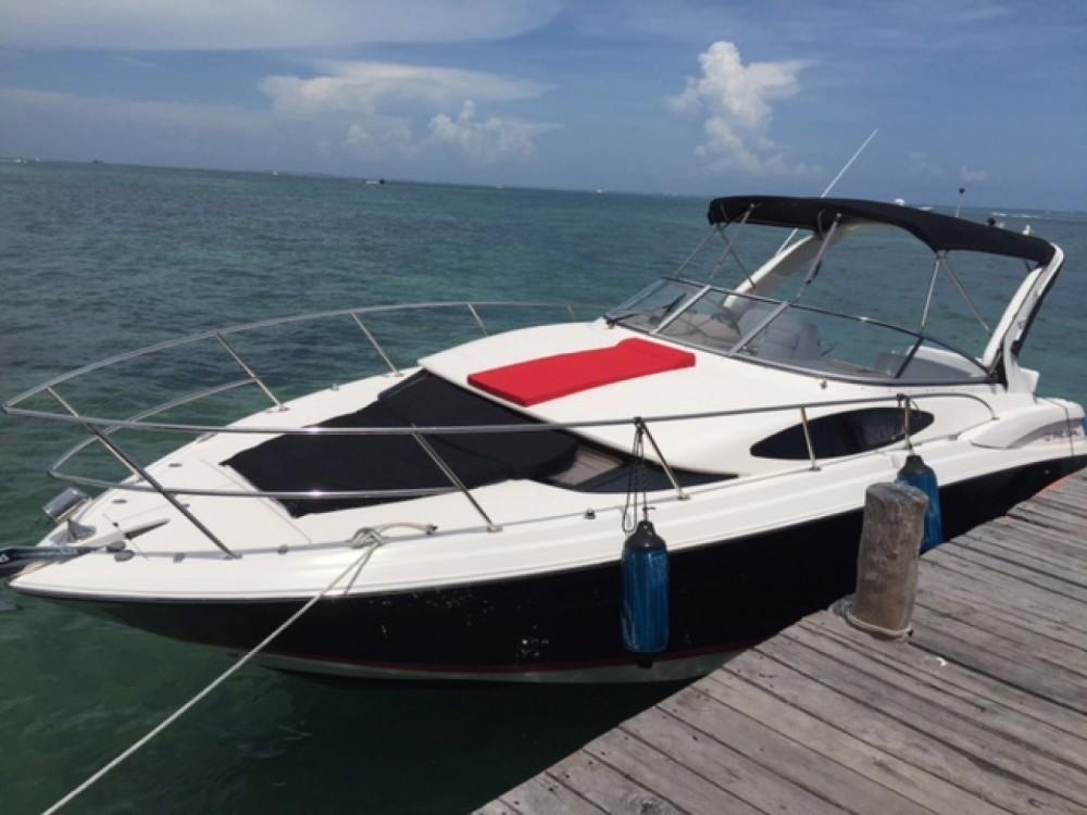 Boat rental Cancún cheap 34