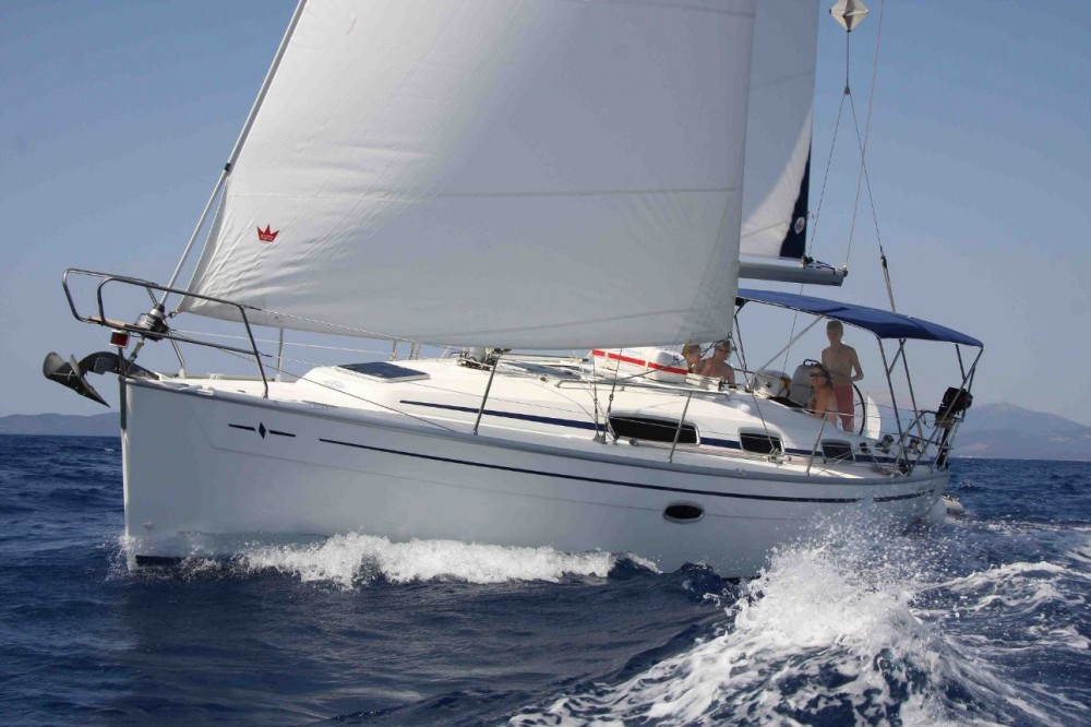 Rental yacht Peloponnese - Bavaria Cruiser 34 on SamBoat