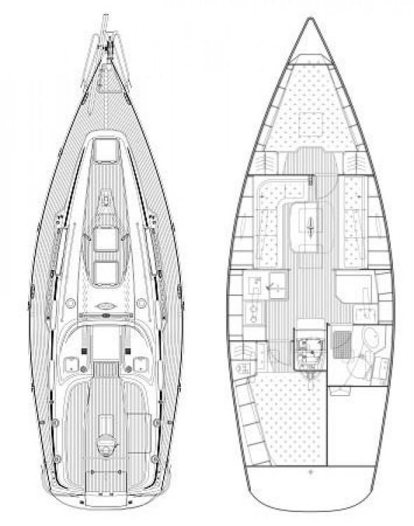 Boat rental Bavaria Cruiser 34 in Peloponnese on Samboat
