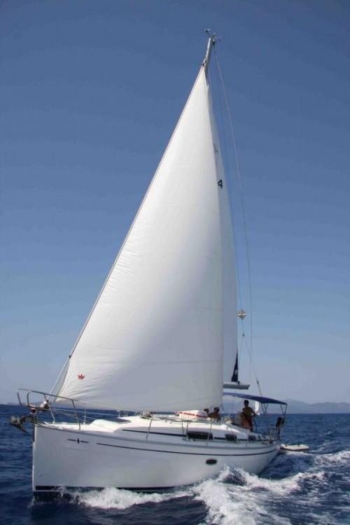 Rent a Bavaria Cruiser 34 Peloponnese