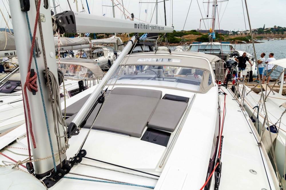 Boat rental Bénéteau Sense 50 in Peloponnese on Samboat
