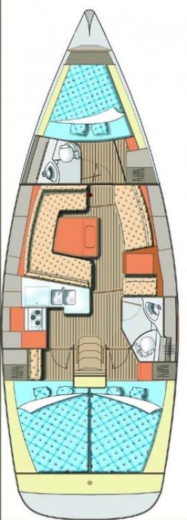 Rental Sailboat in Lávrio - Elan Elan 384