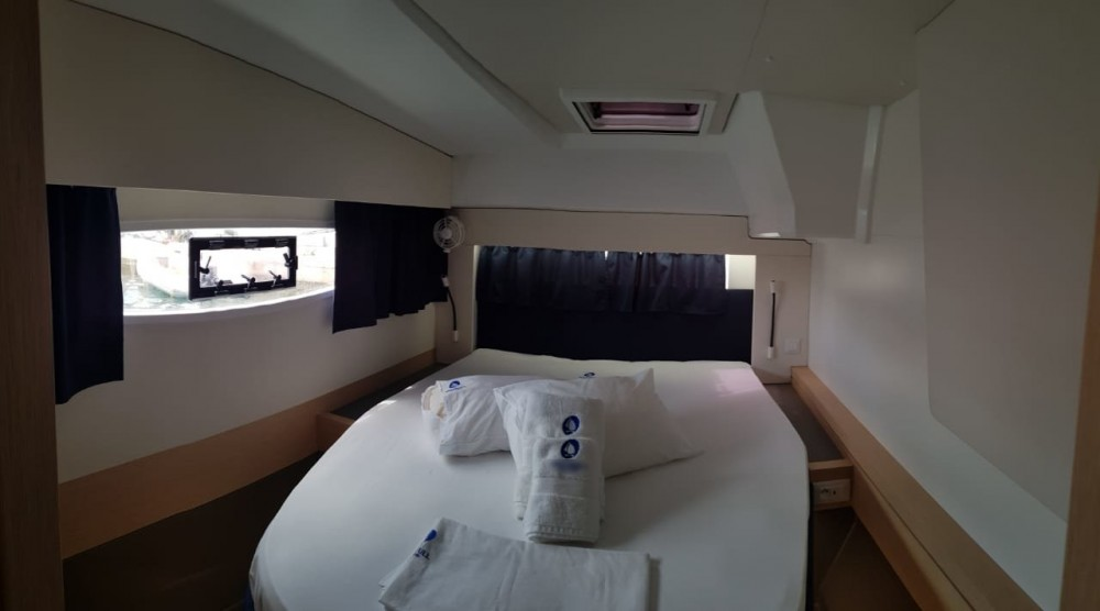 Fountaine Pajot Fountaine Pajot Astrea 42 - 4 + 2 cab. between personal and professional Peloponnese