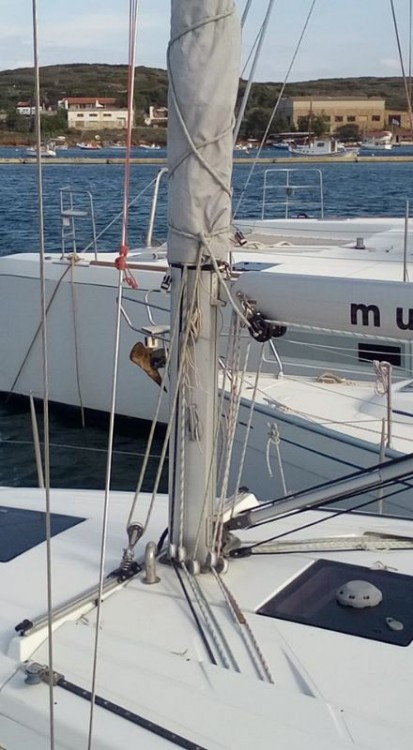 Hire Sailboat with or without skipper Hanse Peloponnese