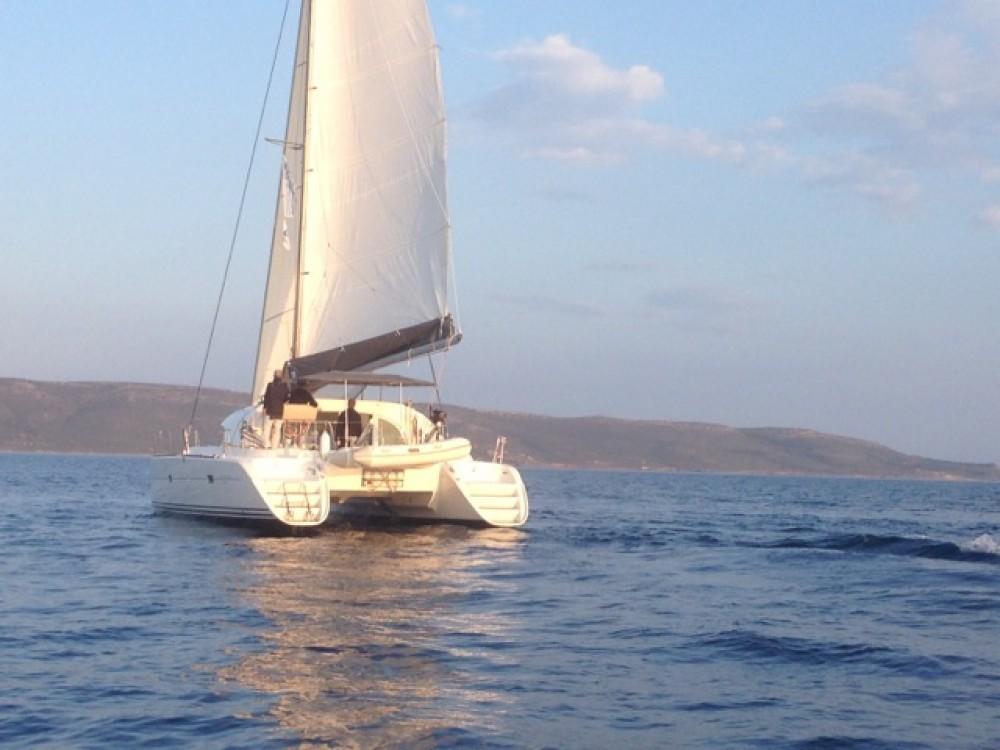 Rental yacht Peloponnese - Lagoon Lagoon 380 on SamBoat