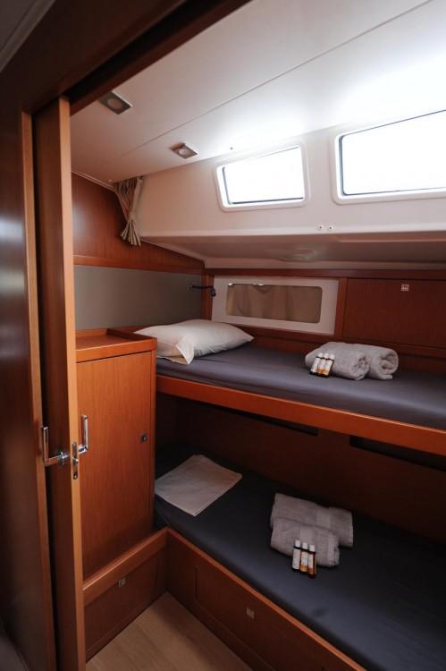 Boat rental Peloponnese cheap Sense 50