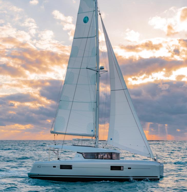 Rental yacht Peloponnese - Lagoon Lagoon 42 on SamBoat
