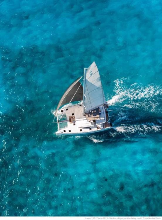 Rental Catamaran in Peloponnese - Lagoon Lagoon 52