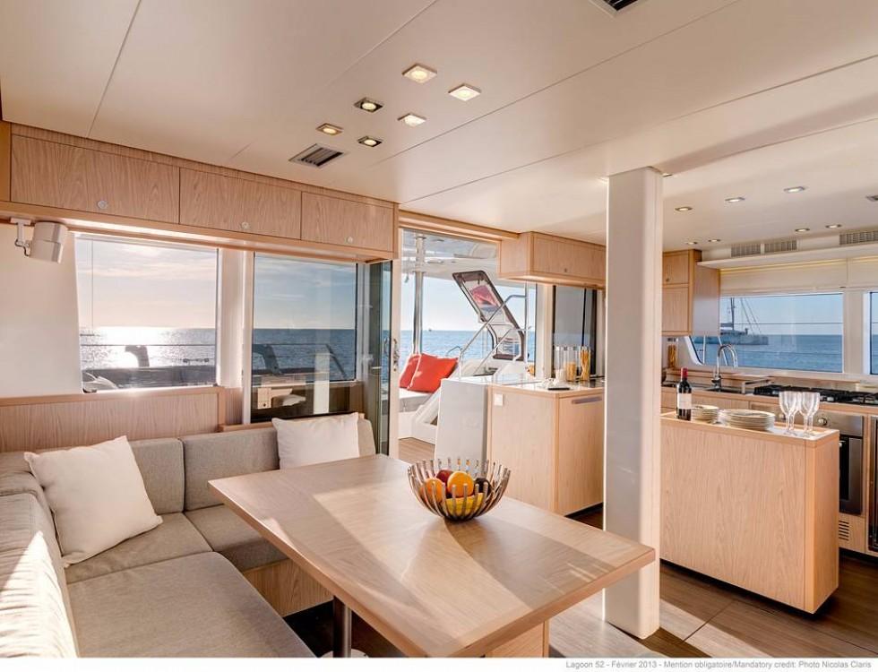 Rental yacht Peloponnese - Lagoon Lagoon 52 on SamBoat