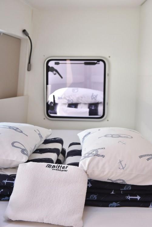 Bavaria Nautitech 40 open NEW - 4 + 2 cab. between personal and professional Croazia
