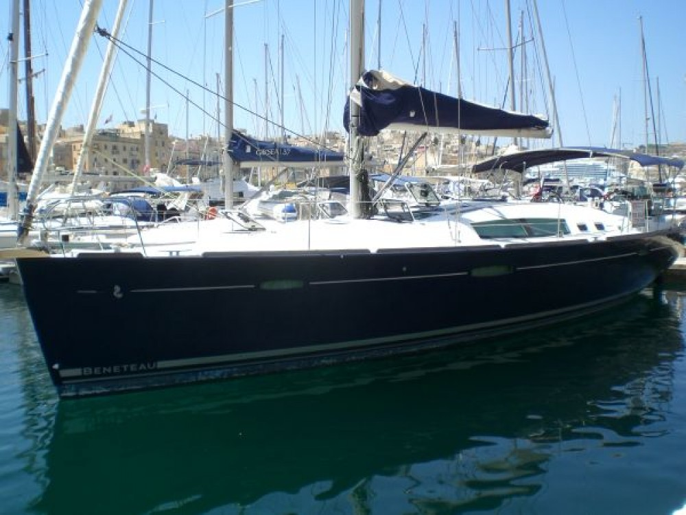 Boat rental Peloponnese cheap Oceanis 46 - 4 cab.