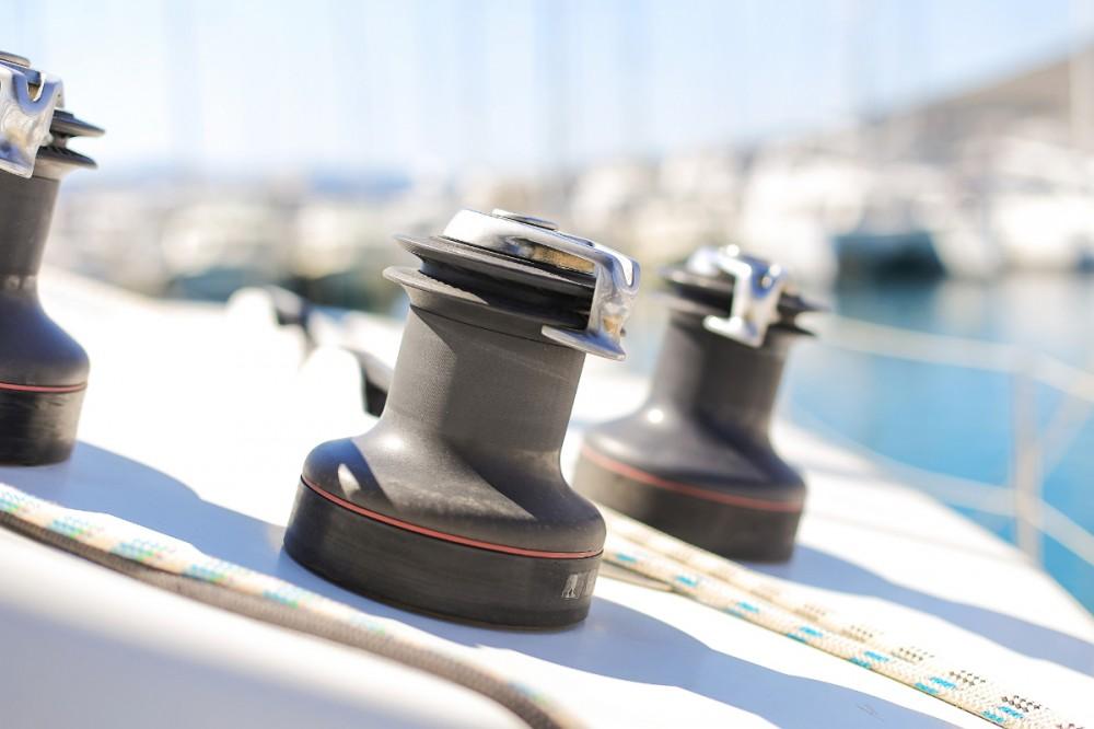 Rental Catamaran in Croatia - Fountaine Pajot Orana 44