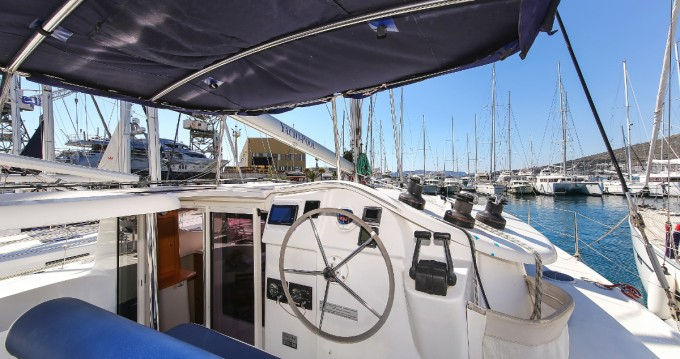 Hire Catamaran with or without skipper Fountaine Pajot Croatie