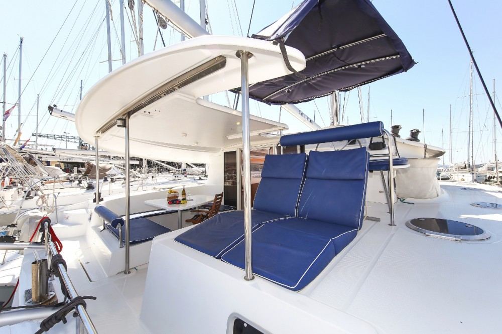 Boat rental Fountaine Pajot Orana 44 in Croatia on Samboat
