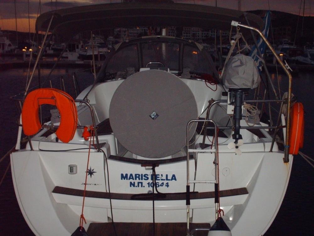 Rental yacht Péloponnèse - Jeanneau Sun Odyssey 36i on SamBoat
