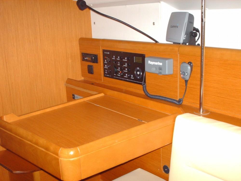 Boat rental Péloponnèse cheap Sun Odyssey 36i