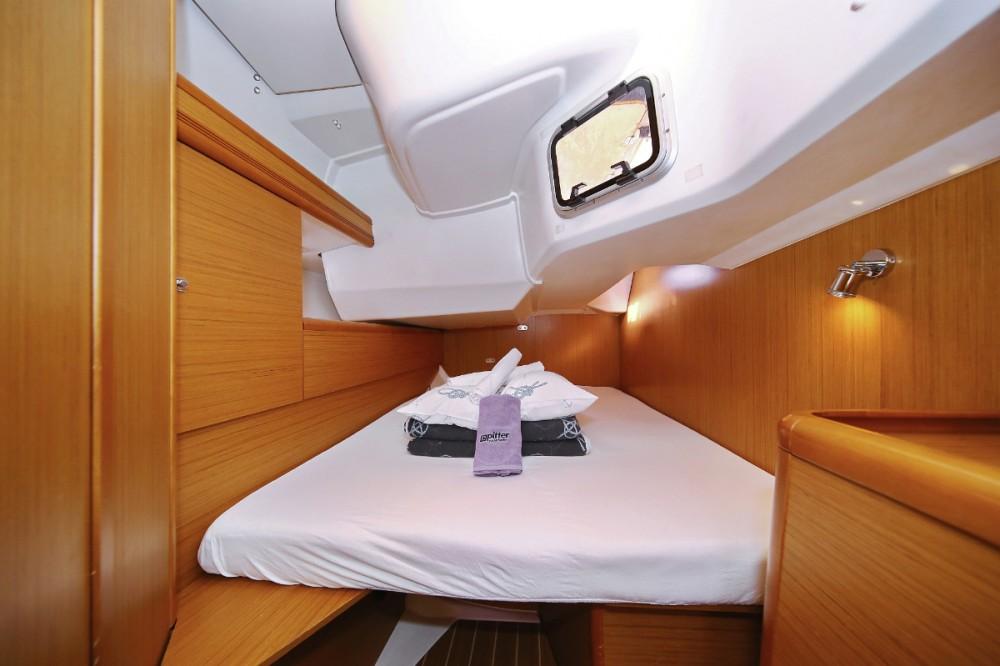 Boat rental Lefkada cheap Sun Odyssey 44i