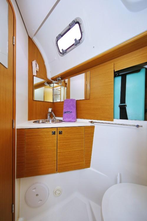 Rental Sailboat in Lefkada - Jeanneau Sun Odyssey 44i