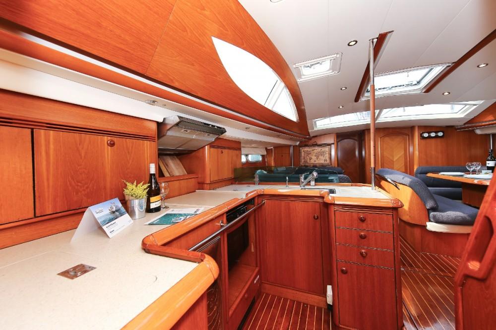 Rental yacht Croatia - Jeanneau Sun Odyssey 54 DS on SamBoat