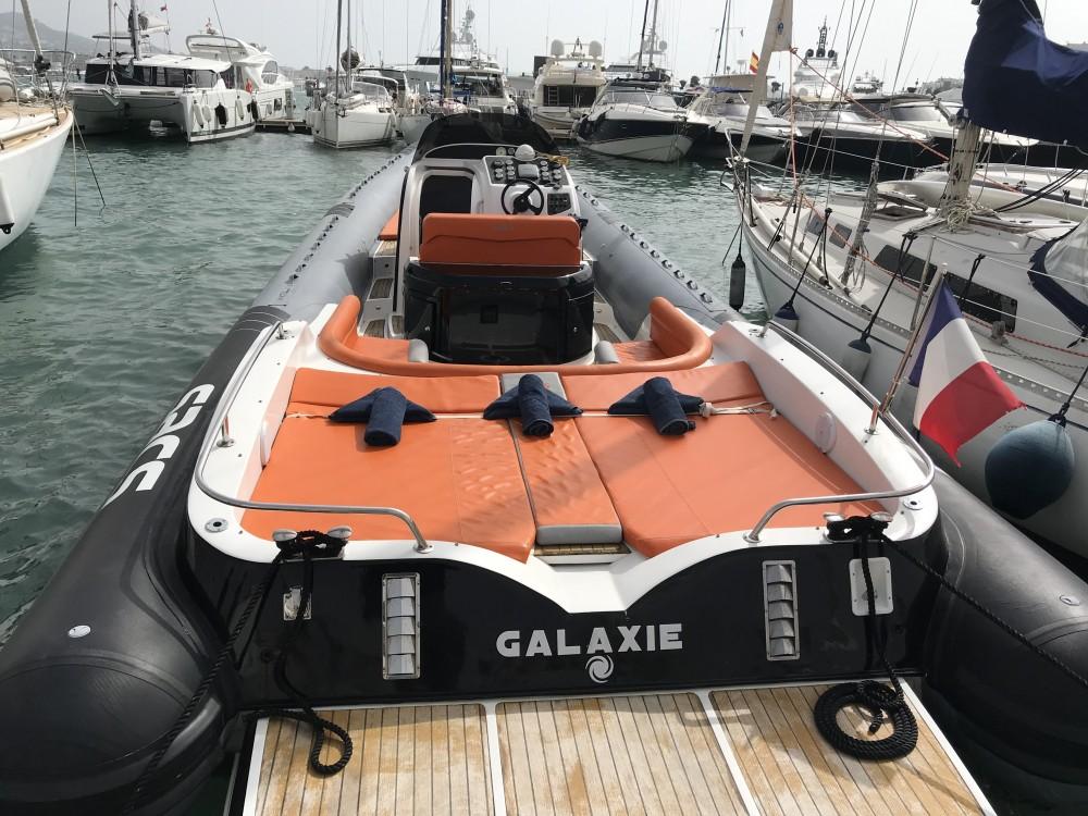 Rental Motorboat in Balearic Islands -  Sacs Stratos