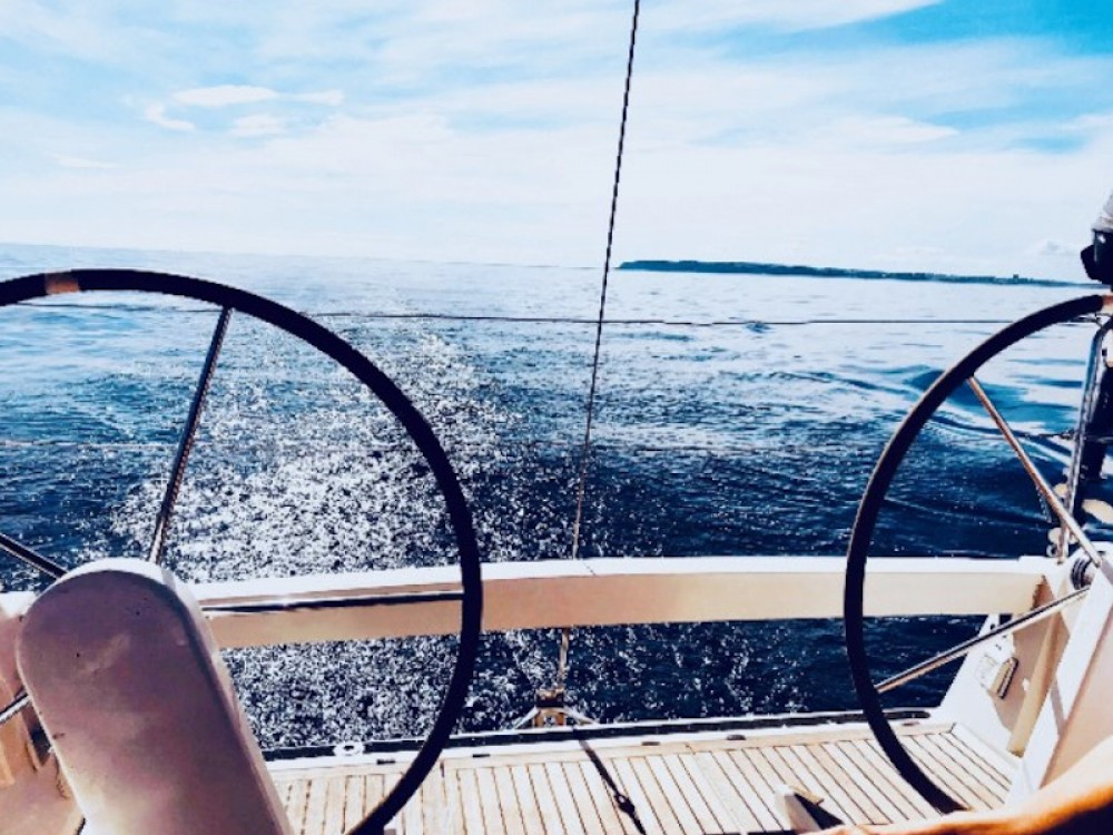 Hire Sailboat with or without skipper Hanse Alicante