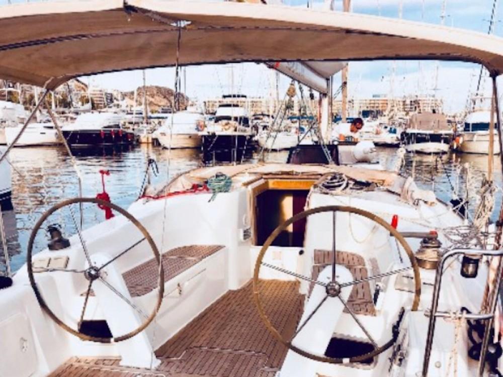 Rental Sailboat in Alicante - Hanse Hanse 375