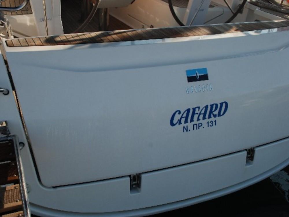 Bavaria Bavaria Cruiser 41 between personal and professional Lefkada