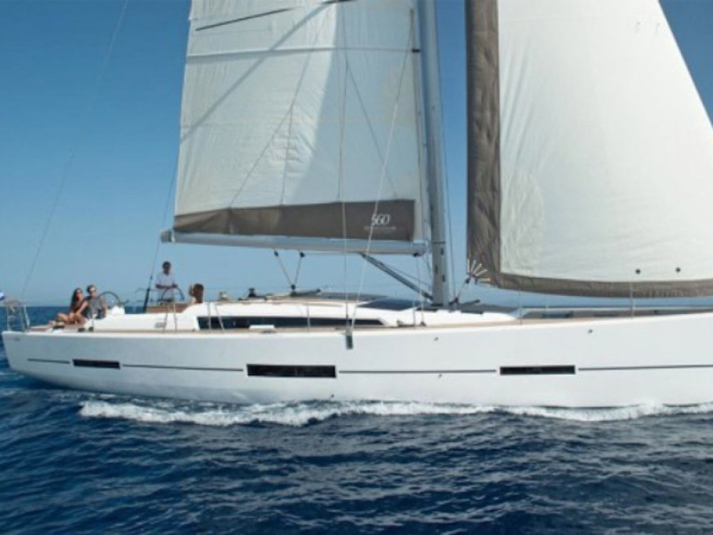 Rental Sailboat in Lefkada - Dufour Dufour 560 Grand Large