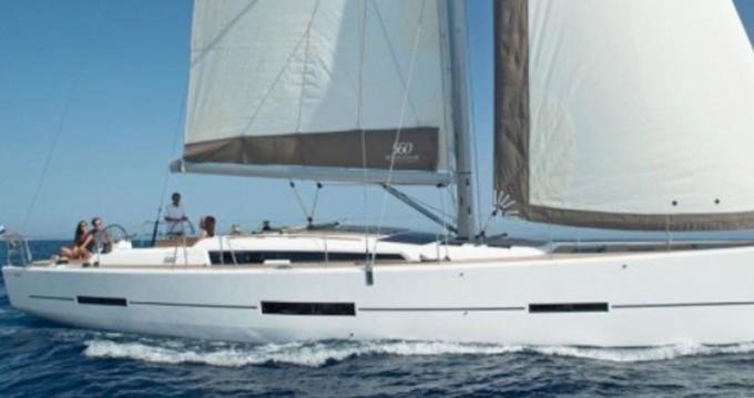Rent a Dufour Dufour 560 Grand Large Lefkada (Island)