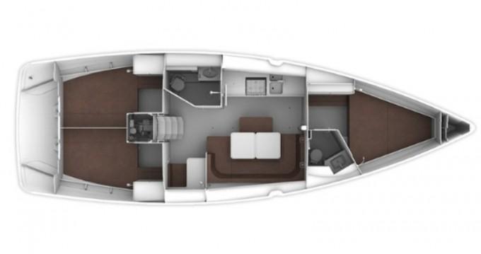 Boat rental Bavaria Cruiser 41 in Lefkada (Island) on Samboat