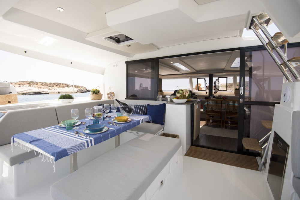 Fountaine Pajot Fountaine Pajot Saona 47 between personal and professional Marsala Marina