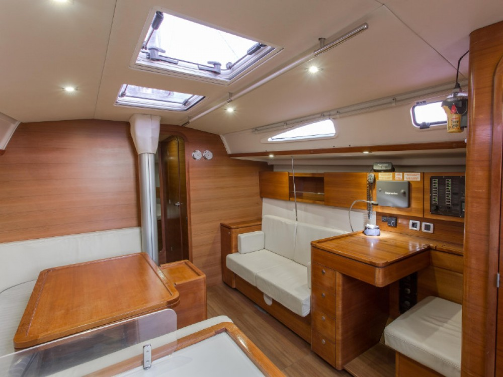 Rental Sailboat in  - Salona Salona 44