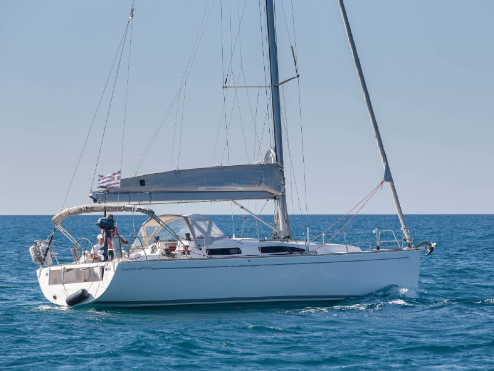 Hire Sailboat with or without skipper Salona