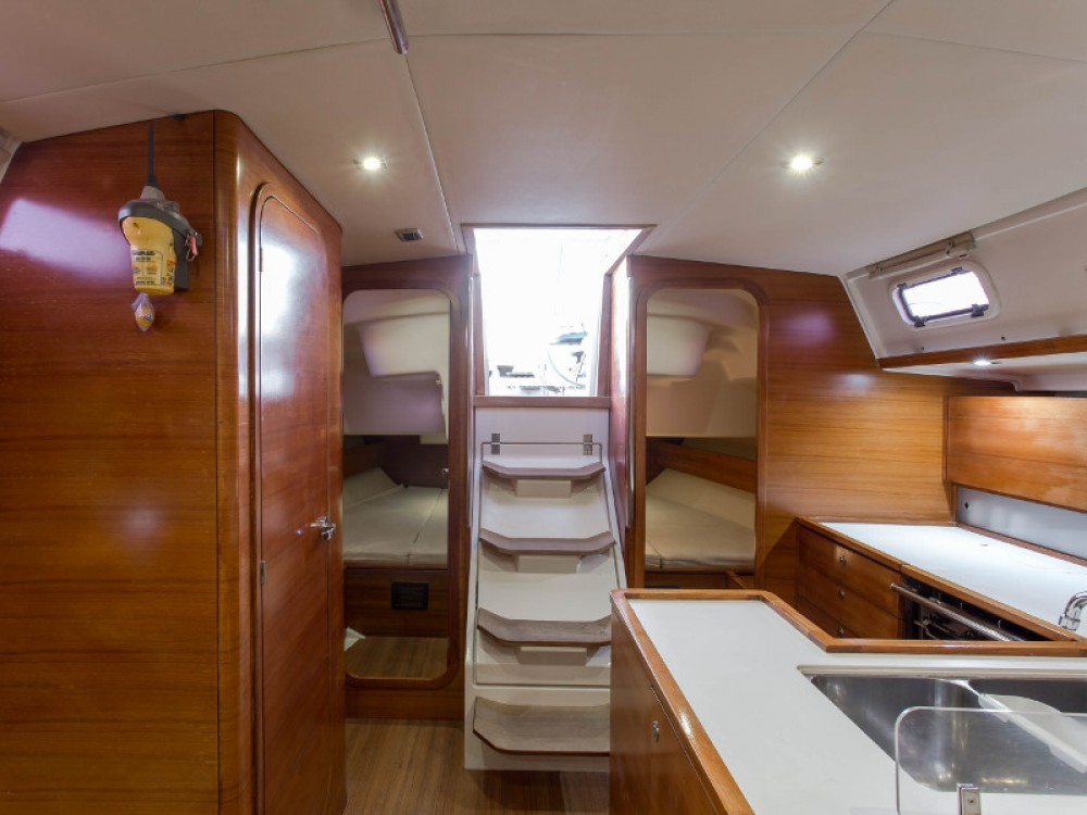Rental yacht  - Salona Salona 44 on SamBoat