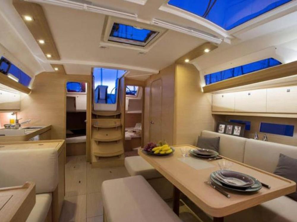 Boat rental Olbia cheap Dufour 412 GL