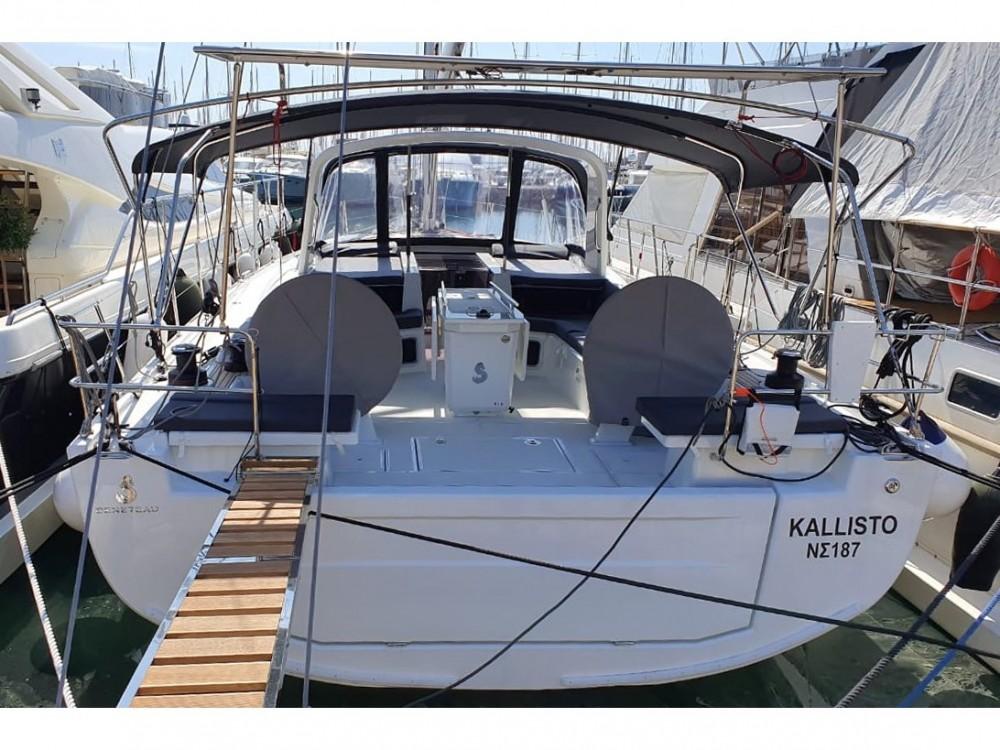 Rental Sailboat in Álimos - Bénéteau Oceanis 51.1