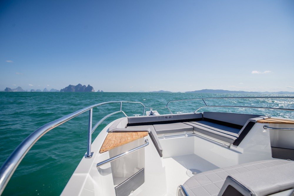 Boat rental Phuket Province cheap Beneteau Flyer 8.8