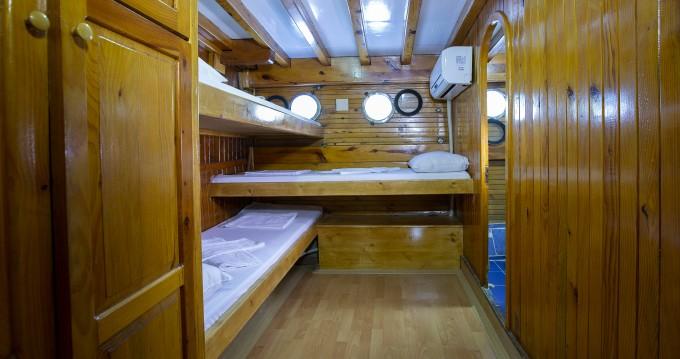 Boat rental  Gulet Artemis in Mykonos (Island) on Samboat