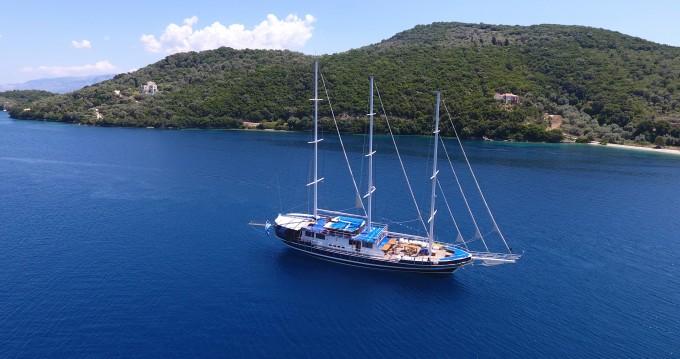 Rental Sailboat in Mykonos (Island) -  Gulet Artemis