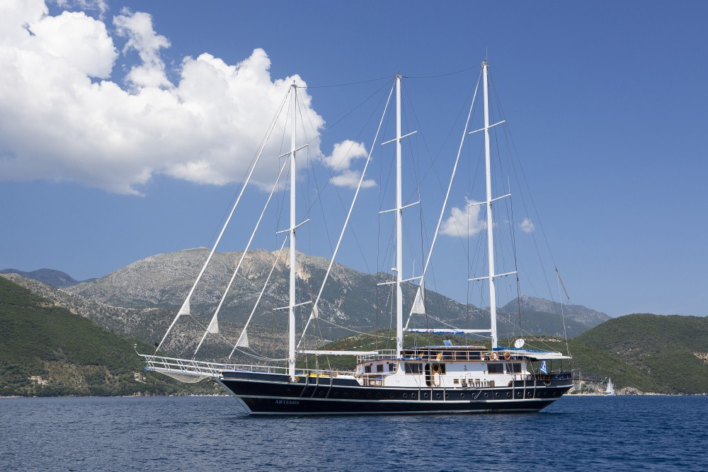 Sailboat for rent Μύκονος at the best price