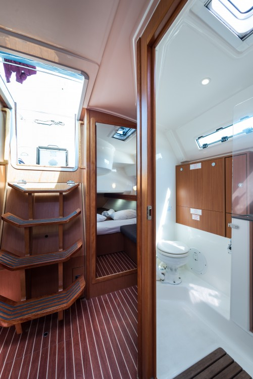 Bavaria Bavaria 45 Cruiser Owner version between personal and professional Lefkada