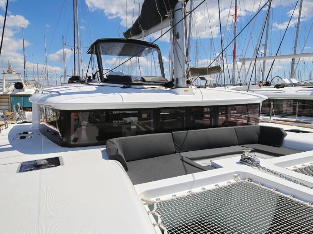 Rental yacht  - Lagoon Lagoon 450 F on SamBoat