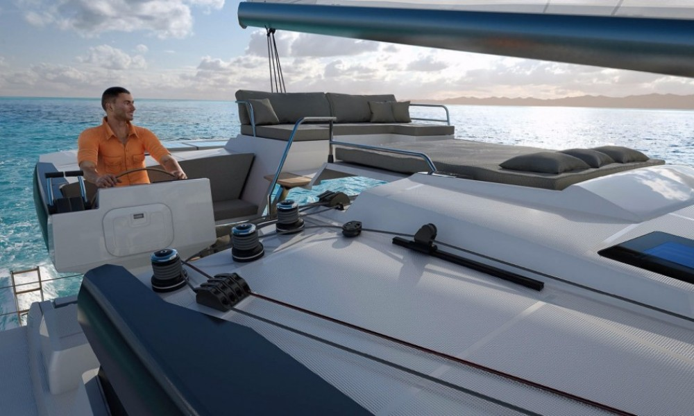 Rental yacht Athens - Fountaine Pajot Saona 47 on SamBoat