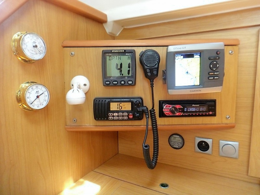 Rent a Poncin Yachts Harmony 52 Athens