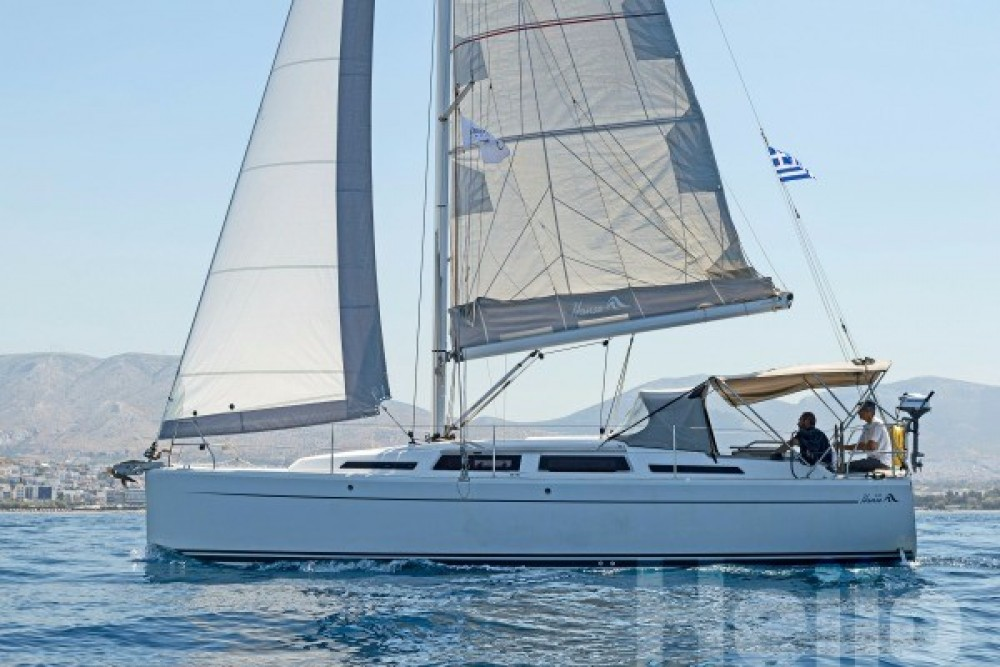 Hire Sailboat with or without skipper Hanse Athens